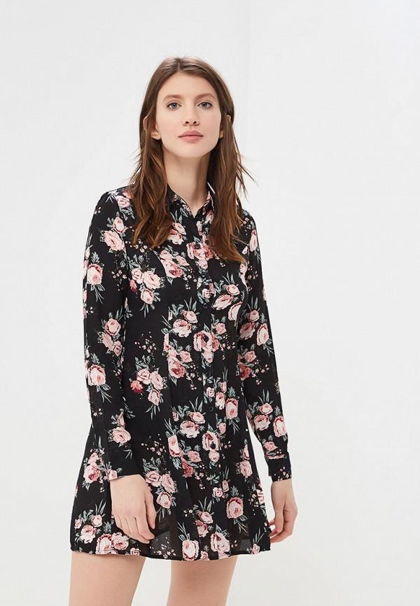 Купить Платье QED London, QE001EWAORA7, черный, Весна-лето 2018
