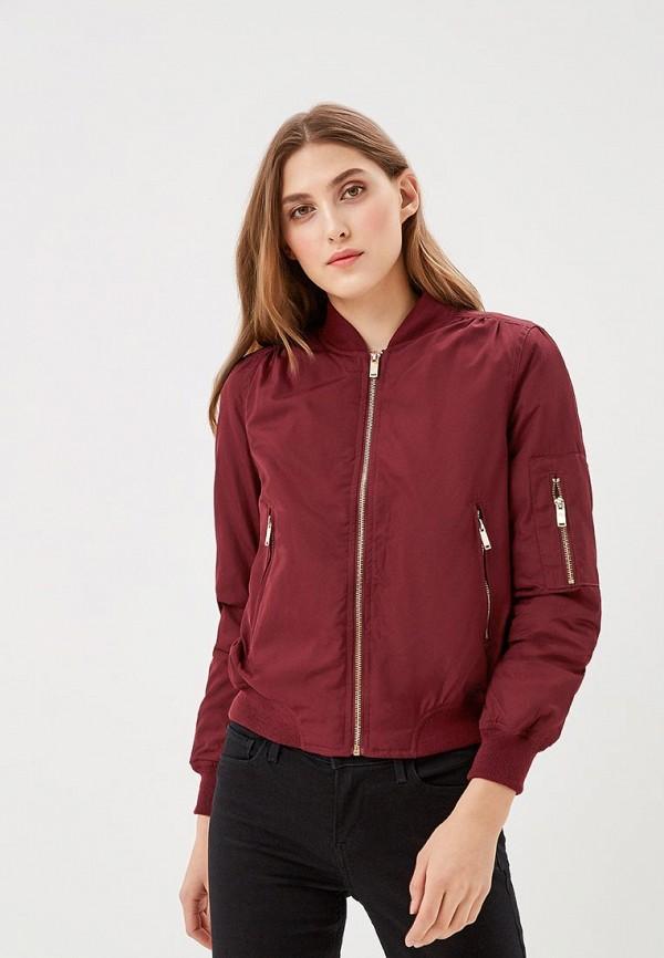 Купить Куртка утепленная QED London, QE001EWAORD2, бордовый, Весна-лето 2018