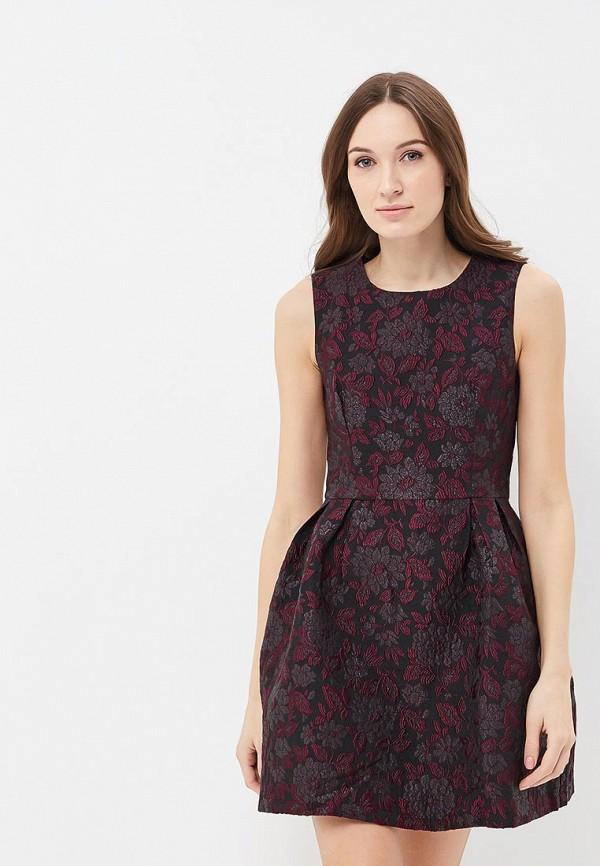 Купить Платье QED London, QE001EWAORG0, черный, Весна-лето 2018