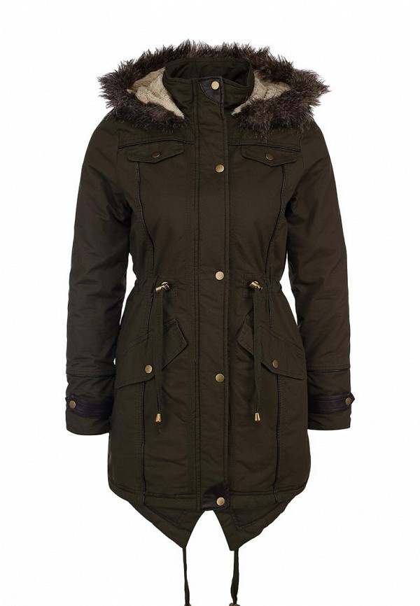 Утепленная куртка QED London NL4107