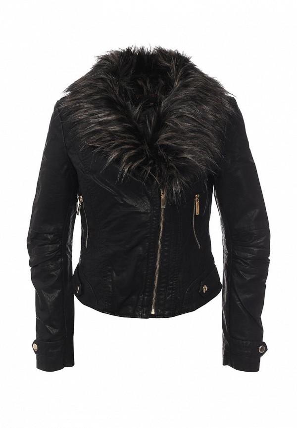 Кожаная куртка QED London NL6106