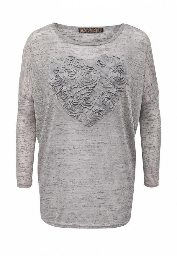 Пуловер QED London NL6430B