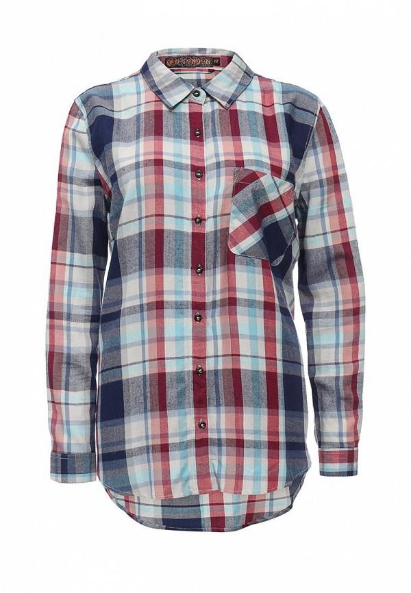 Рубашка QED London NL7403