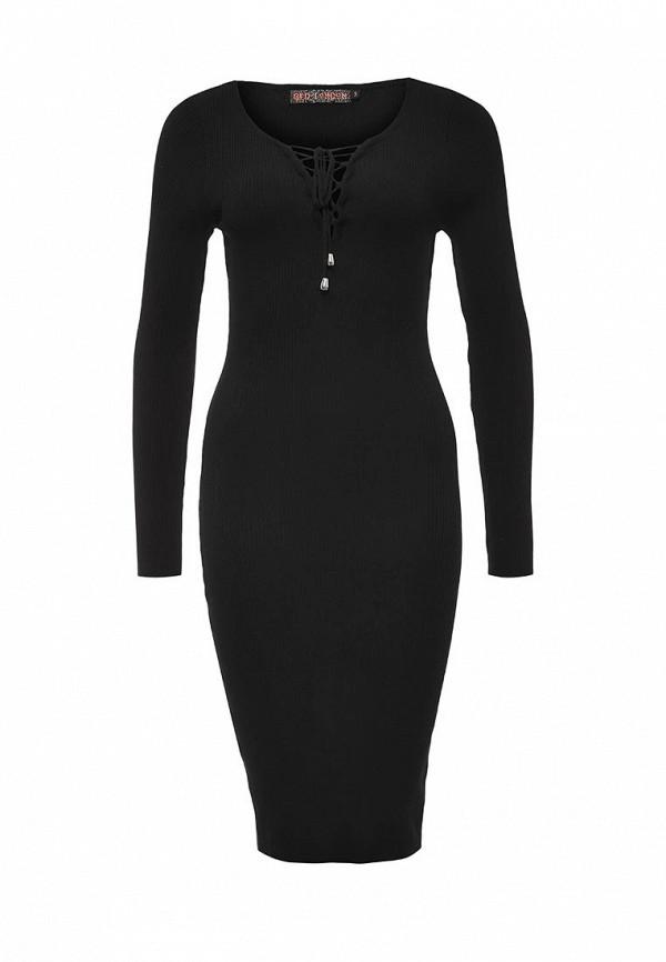 Платье-миди QED London QED0083