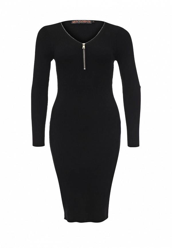 Платье-миди QED London QED0003