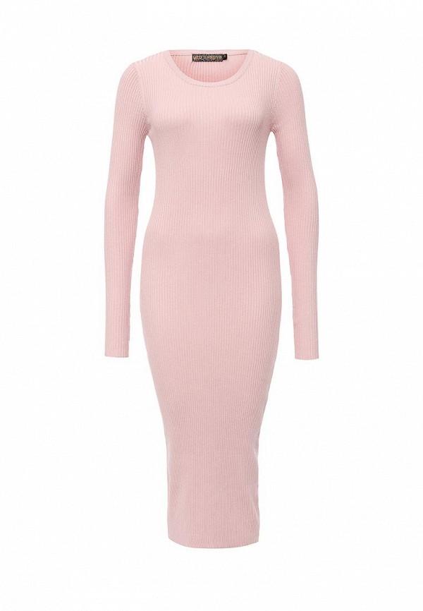 Вязаное платье QED London NL7519