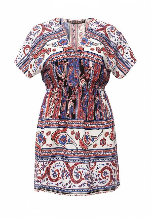 Летнее платье QED London NL5405