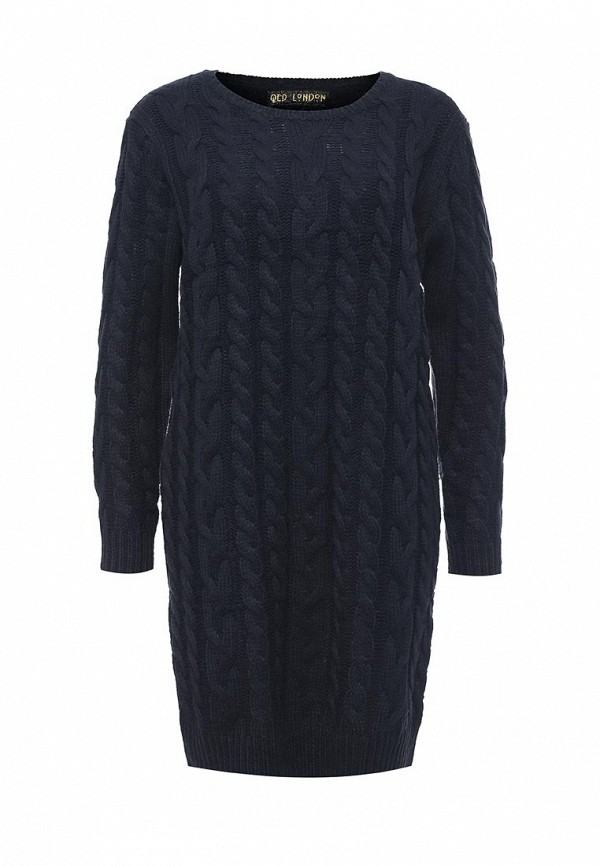 Вязаное платье QED London KA1396