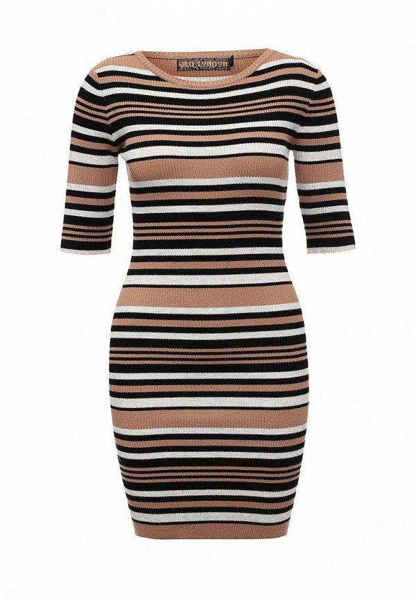Вязаное платье QED London NL8525B