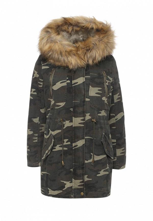Утепленная куртка QED London NL8158