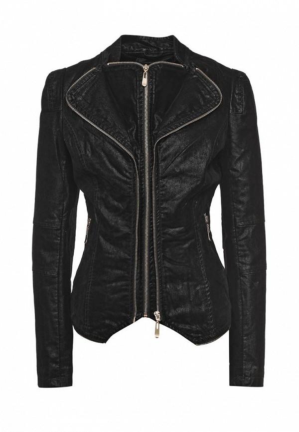 Кожаная куртка QED London NL4126