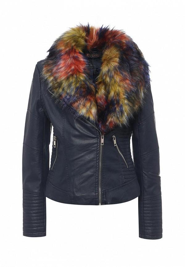 Кожаная куртка QED London NL8127 A