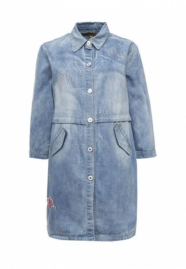Джинсовая куртка QED London QED0174