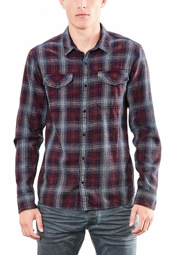 Рубашка Q/S designed by Q/S designed by QS006EMWCZ26 рубашка colin s colin s mp002xm0wcm1