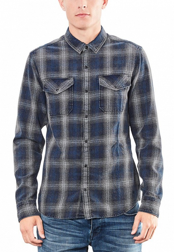 Рубашка Q/S designed by Q/S designed by QS006EMWCZ27 рубашка colin s colin s mp002xm0wcm1