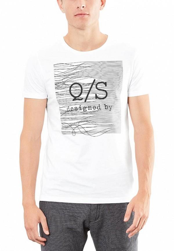 Футболка Q/S designed by Q/S designed by QS006EMWGO40 футболка q s designed by q s designed by qs006emwcz38