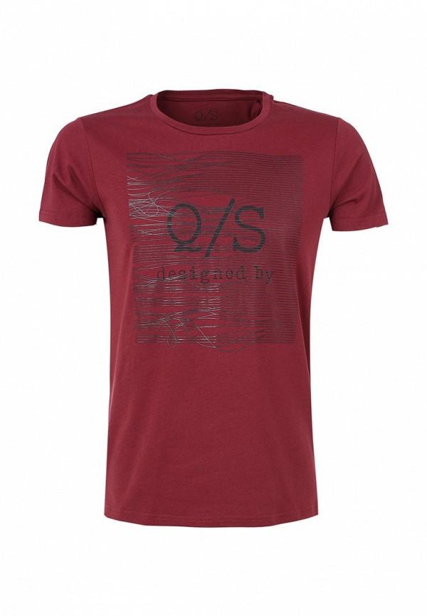 Футболка Q/S designed by Q/S designed by QS006EMWGO41 футболка q s designed by q s designed by qs006emwcz38