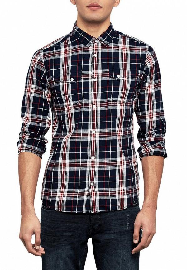 Рубашка Q/S designed by Q/S designed by QS006EMZPE87 рубашка colin s colin s mp002xm0wcm1