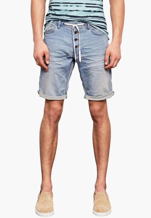 Купить Шорты джинсовые Q/S designed by, QS006EMZPF72, голубой, Весна-лето 2018