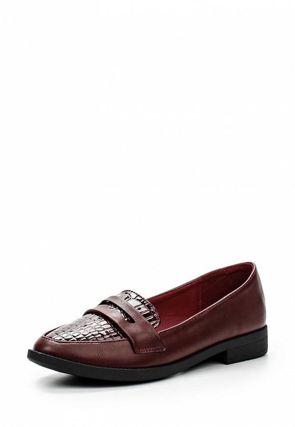 Туфли на плоской подошве Queen Vivi 3305-11