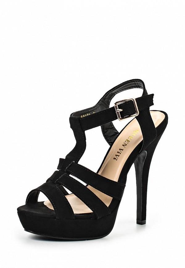 Босоножки на каблуке Queen Vivi 88950-2