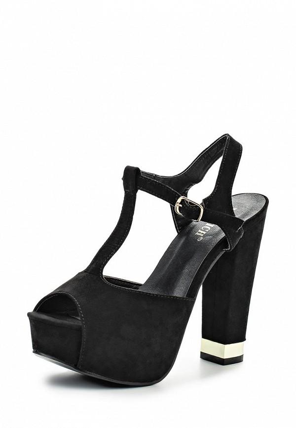 Босоножки на каблуке Queen Vivi DF-77