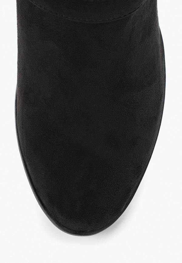 Фото 10 - женские полусапоги Queen Vivi черного цвета