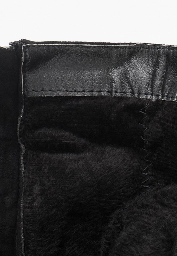 Фото 11 - женские полусапоги Queen Vivi черного цвета