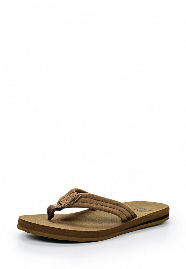 Шлепанцы Quiksilver CARVER SUEDE