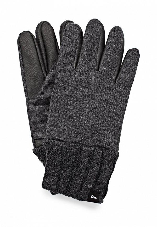 Перчатки Quiksilver QU192DMCFV02. Цвет: черный