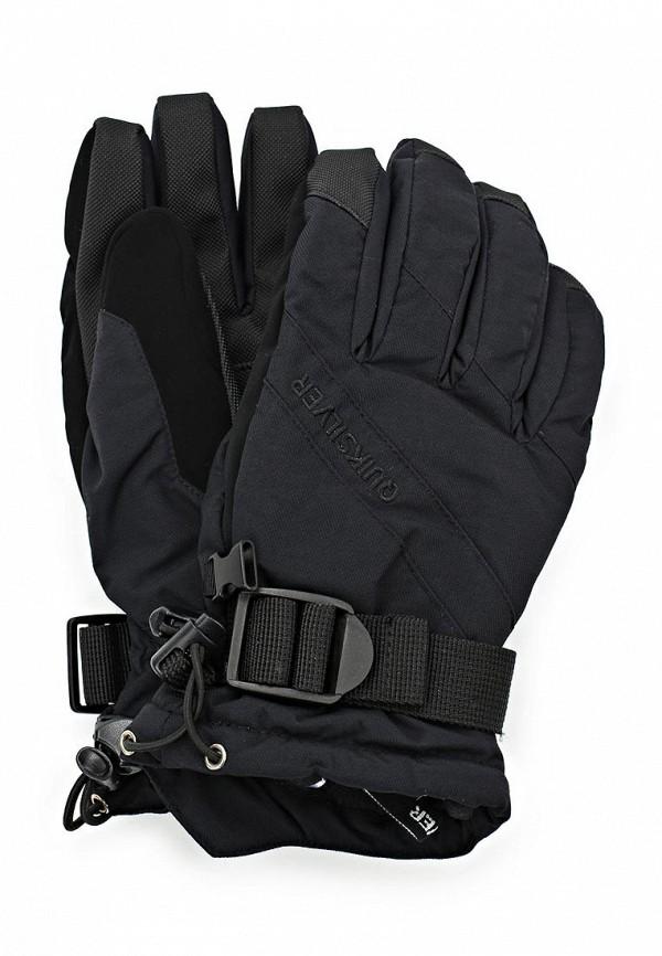 Перчатки Quiksilver QU192DMCFV21. Цвет: черный