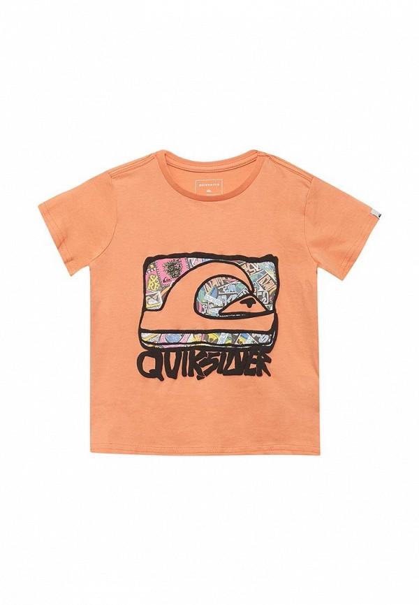 Футболка Quiksilver Quiksilver QU192EBAKCK2 футболка quiksilver quiksilver qu192empvf59