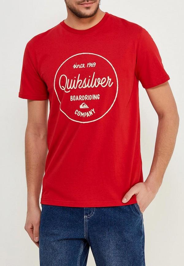 Футболка Quiksilver Quiksilver QU192EMAKJG2 футболка quiksilver quiksilver qu192emrtg36