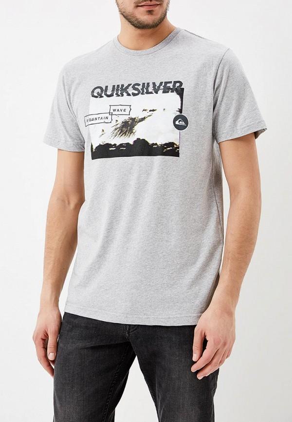 Футболка Quiksilver Quiksilver QU192EMAKJG7 футболка quiksilver solstice indian teal
