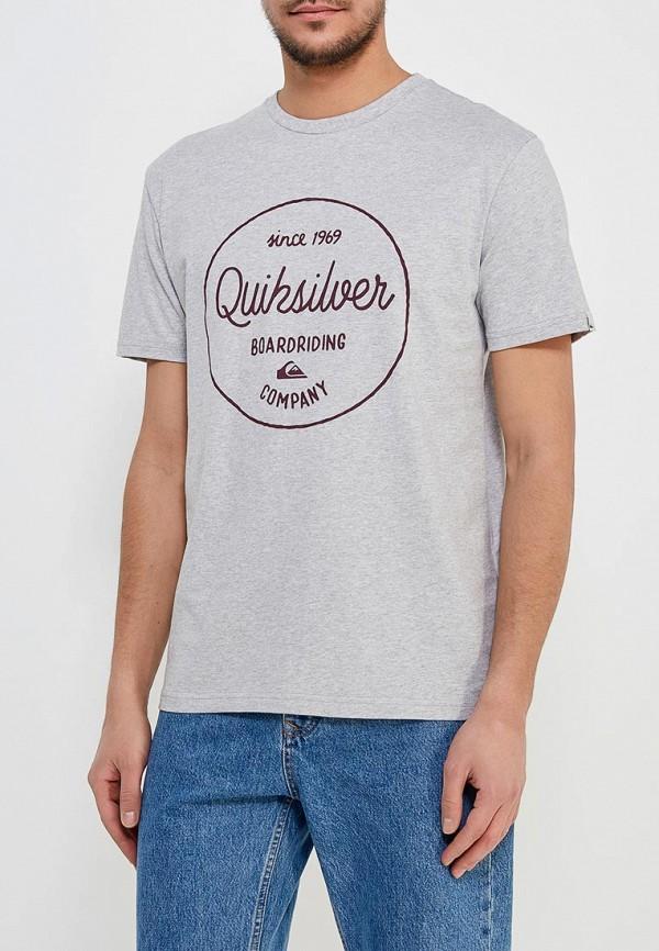 Футболка Quiksilver Quiksilver QU192EMAKJN2 футболка quiksilver quiksilver qu192ebpew98