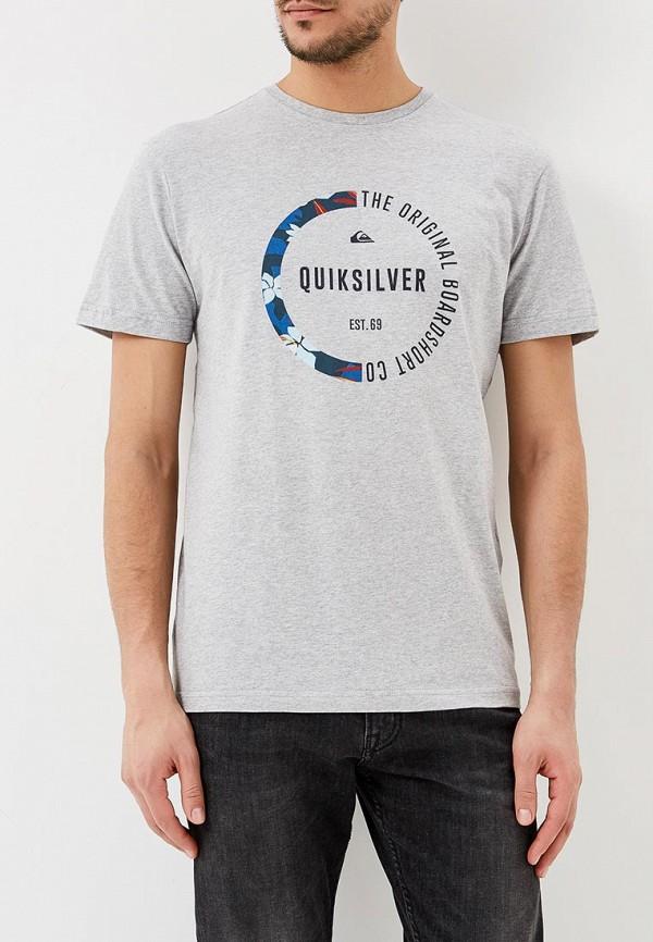 Футболка Quiksilver Quiksilver QU192EMAKJN9 футболка детская quiksilver teessyouteaglne golden spice