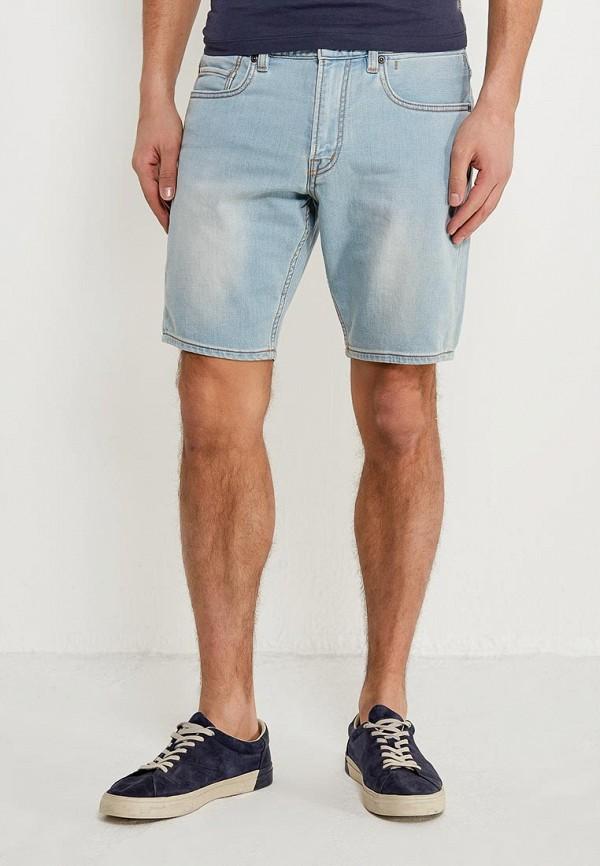 Фото Шорты джинсовые Quiksilver. Купить с доставкой
