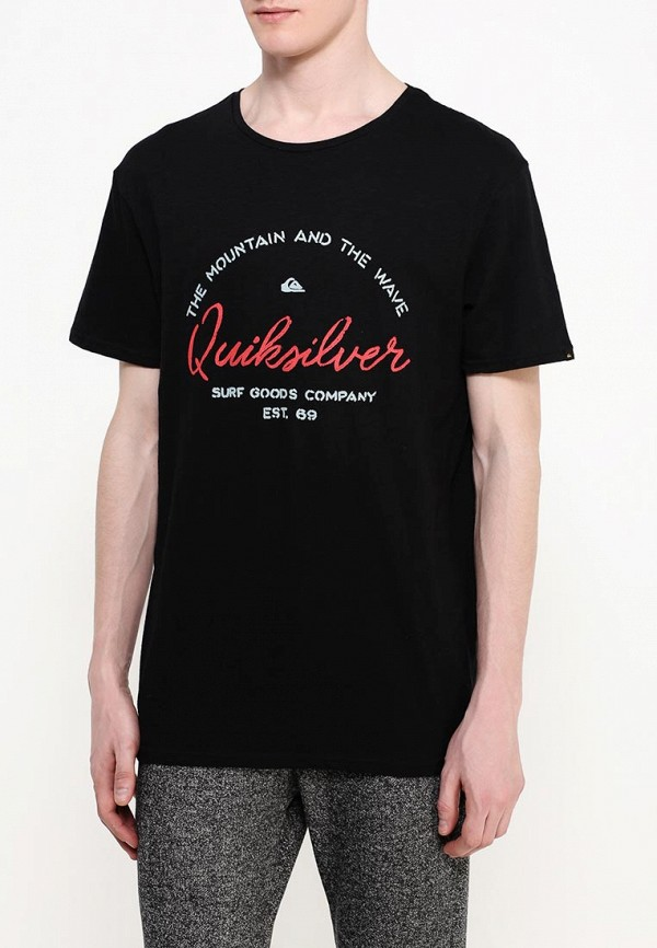 Футболка Quiksilver Quiksilver QU192EMPVF26 футболка quiksilver quiksilver qu192empvd38