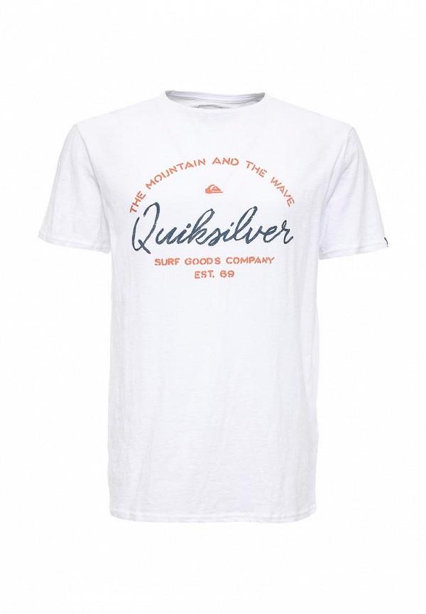 Футболка Quiksilver Quiksilver QU192EMPVF27 футболка quiksilver quiksilver qu192empvd34