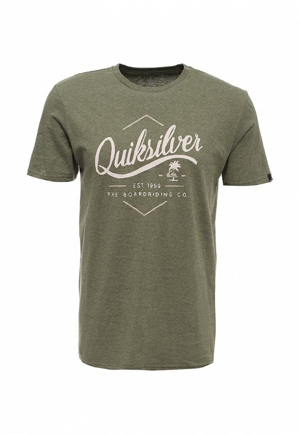 Футболка Quiksilver Quiksilver QU192EMVOC85 футболка quiksilver quiksilver qu192ebpex07