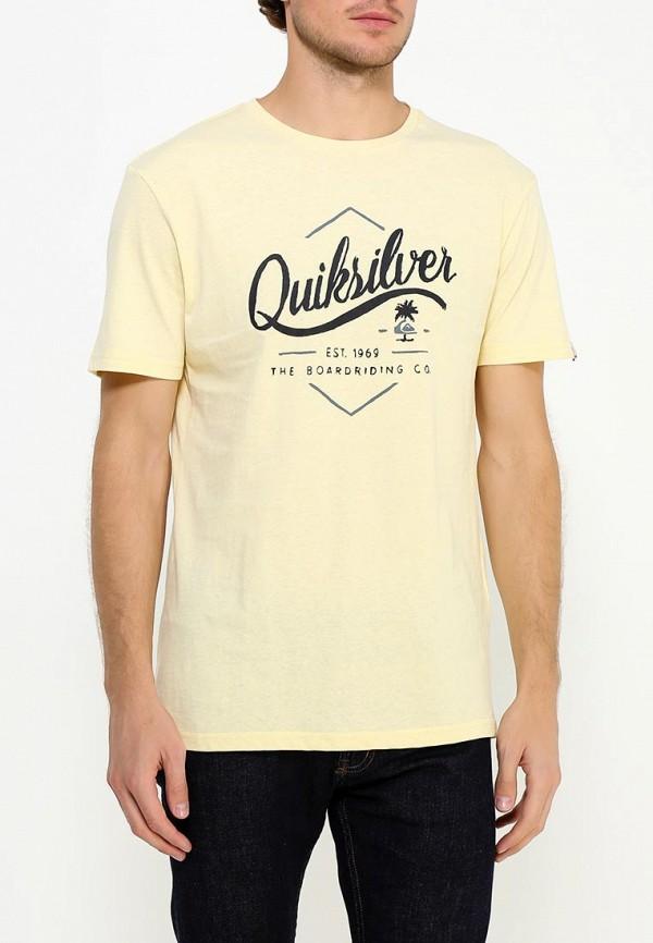 Футболка Quiksilver Quiksilver QU192EMVOC87 футболка quiksilver quiksilver qu192empvd38