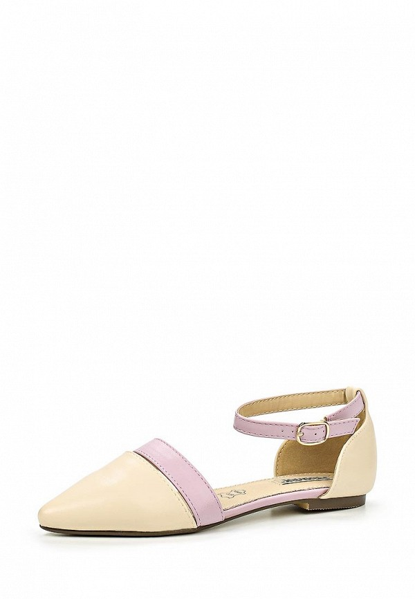 Туфли на плоской подошве Raxmax ES16096BG