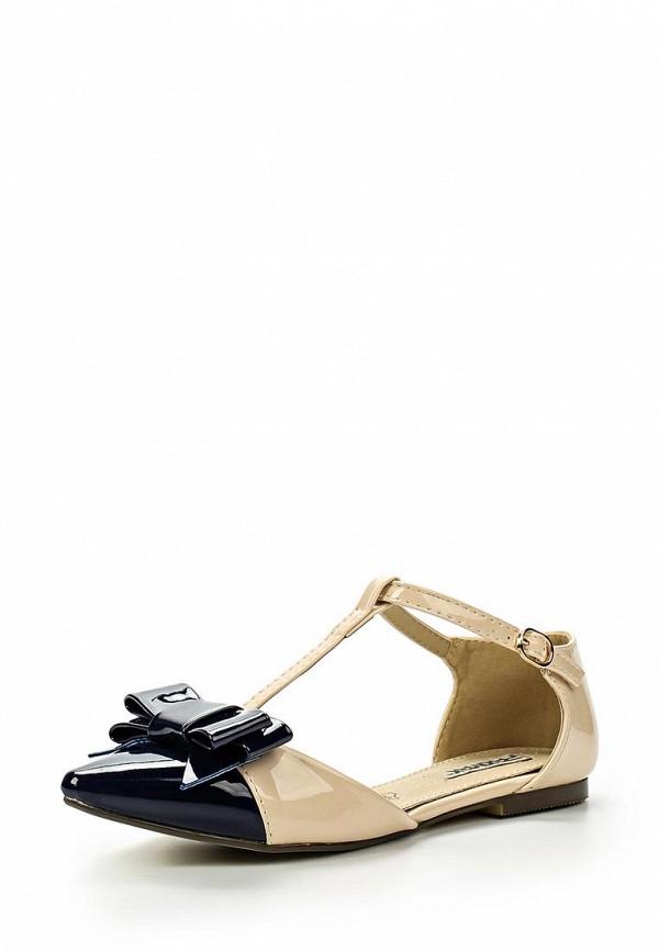 Туфли на плоской подошве Raxmax ES16077BL