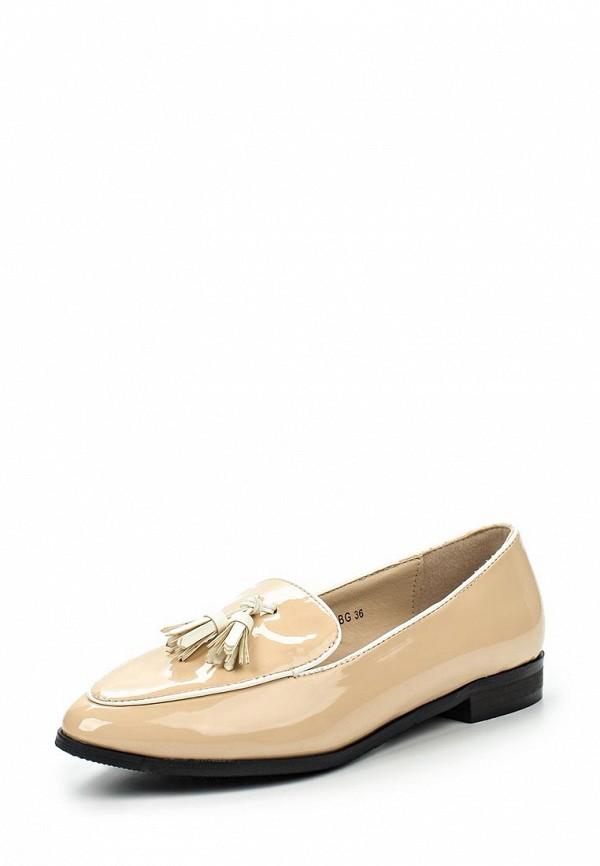 Туфли на плоской подошве Raxmax ES16014BG