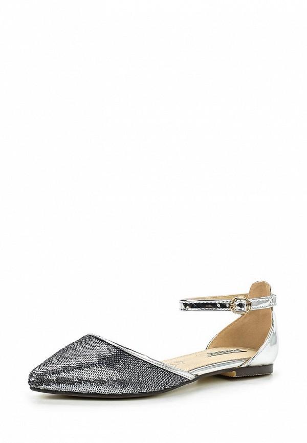 Туфли на плоской подошве Raxmax ES16191GR