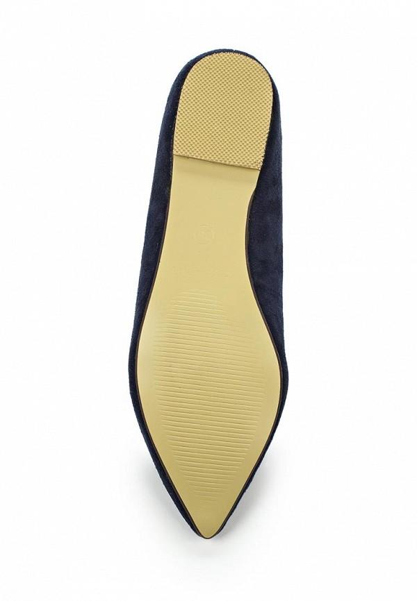 Туфли на плоской подошве Raxmax ES16185BL: изображение 3