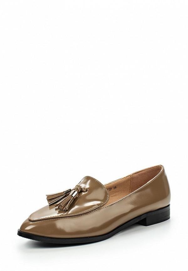 Туфли на плоской подошве Raxmax ES15522TP