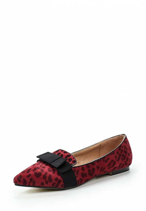 Туфли на плоской подошве Raxmax ES15502BD