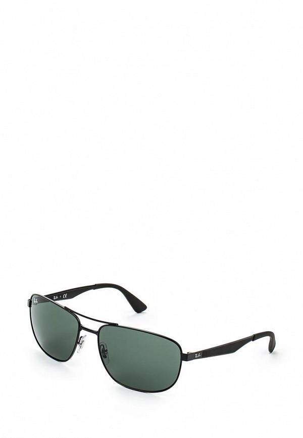Мужские солнцезащитные очки Ray Ban 0RB3528