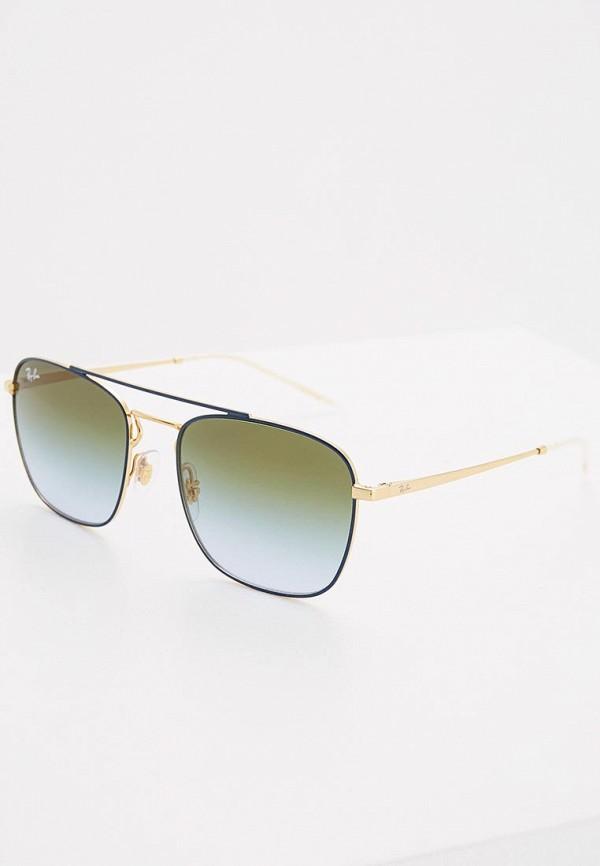 Очки солнцезащитные Ray-Ban® Ray-Ban® RA014DUZCE72 ostin толстовка с камуфляжным принтом